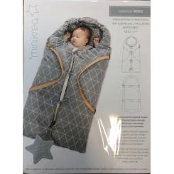 Minikrea kørepose mønster 90902