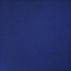 Bomulds Jersey Blå pr. M
