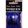 Toho Mørk Blå blank fv. 68