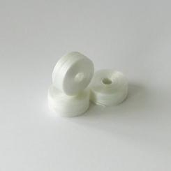 Perletråd hvid 52m til Tohoperler