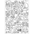 Multi Grid no.44 Dogs/Cats  Percham