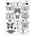 Butterfly Multi grid no. 31