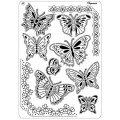 Multi Grid no.17 Butterfly Percham