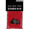 Toho perler rød 45 A