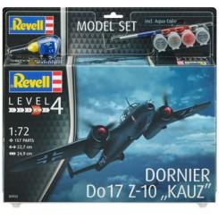 Donier Do 17 Z-10 Kauz, 1:72