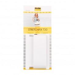 Stretchfix T30, 30 mm x 5 m Hvid