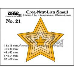 Small star dies, 5 dies i sæt