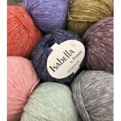 Isabella, Uld/silke/bomuld/polyamid