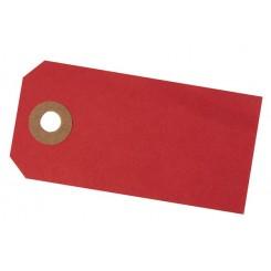 Manillamærker Rød 10 stk