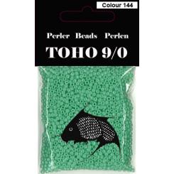 Toho perler Grøn fv. 144
