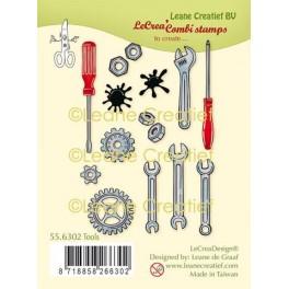 Tools stempel sæt fra Leane C