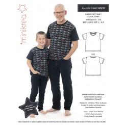 Minikrea Klassisk T-shirt 66210