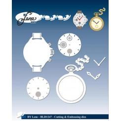 Armbånds ur + dies, By Lene