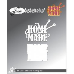 Home made dies, By Lene