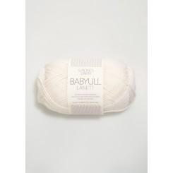 Lanett Baby uld, 100 % merinould