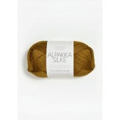 Alpakka silke garn 50 g