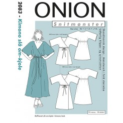 Onion snitmønster 2083 Kjole
