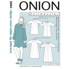 Onion snitmønster 2084 Kjole