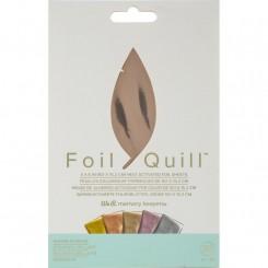 Foil Quill 30 ark i gyldne farver