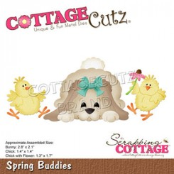 Spring Buddies dies, CottageCutz