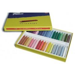 Filia oliekridt 36 farver