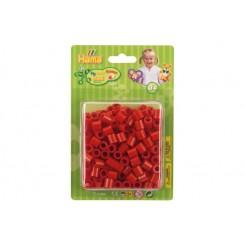 Hama maxi perler 250 rød