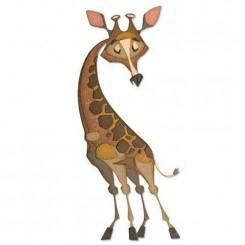 Giraffe dies, Tim Holtz