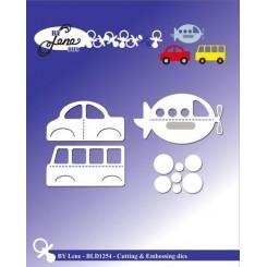 Køretøjer dies, By Lene