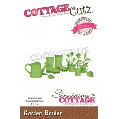 Garden border dies. CottageCutz