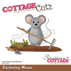 Garden mousedies. CottageCutz