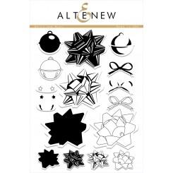 Bells and Bows stempel sæt, Altenew
