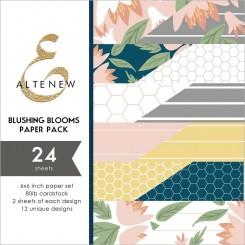 Blushing blooms Paper pack Altenew