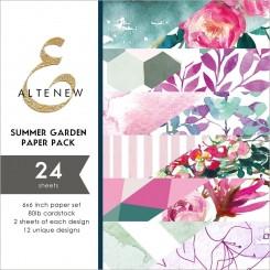 Summer garden Paper pack Altenew
