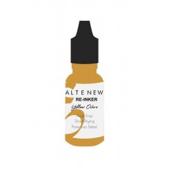 Altenew Re-inker Yellow Ochre