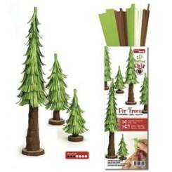 3D Grantræer kit