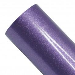 Glittervinyl Purple, 30,5 x 100 cm
