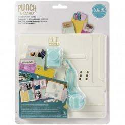 Pocket Punch Board WeR MK
