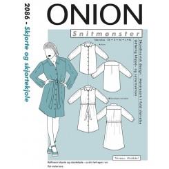Onion Skjorte - kjole 2086