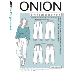 Onion Cargo bukse 4033