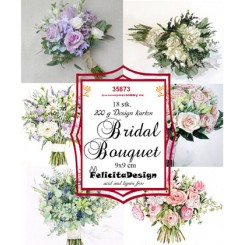 Bridal Bouquet toppers