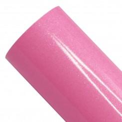 Ultra glitter vinyl pink, 30,5 x 1M