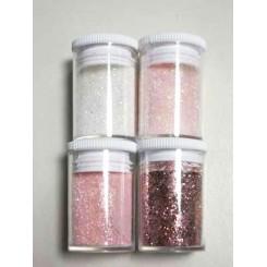 Glimmer pulver baby Pink