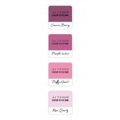 Rose Petal Ink cube sæt