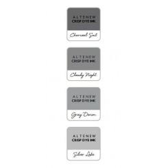 Gentleman´s Gray Ink cube sæt