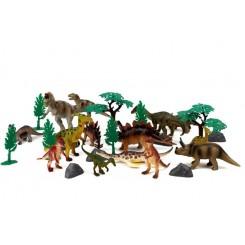 Dinosaurus box 30 stk