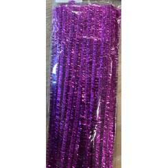 Piberenser glitter lilla, 9 mm x 30