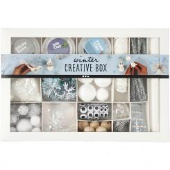 Kreativ kasse, Vinter 1 sæt