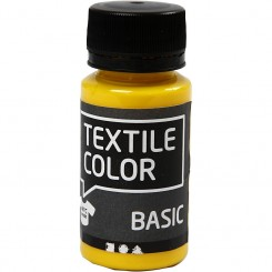 Textil color Primær Gul 50 ml