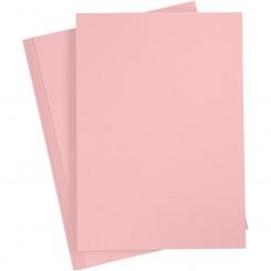 Printerpapir lyserød 20 stk A4