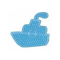 Hama Maxi plade, Båd